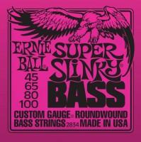 Струны Ernie Ball Slinky Nickel Wound Bass 45-100