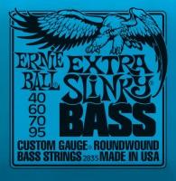 Струны Ernie Ball Slinky Nickel Wound Bass 40-95