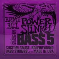 Струны Ernie Ball Slinky Nickel Wound Bass 50-135