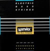 Струны Warwick Black Label ML5B 40-130