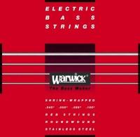 Струны Warwick Red Label M4 45-105