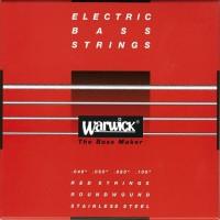 Струны Warwick Red Label ML4 40-100