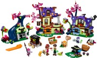 Фото - Конструктор Lego Magic Rescue from the Goblin Village 41185