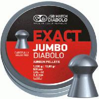 Пули и патроны JSB Exact Jumbo 5.51 mm 1.03 g 250 pcs
