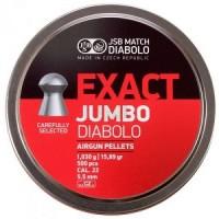 Пули и патроны JSB Exact Jumbo 5.51 mm 1.03 g 500 pcs