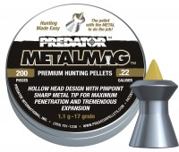 Пули и патроны JSB Predator Metalmag 5.5 mm 1.1 g 200 pcs