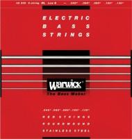 Струны Warwick Red Label ML5B 40-130