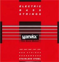 Струны Warwick Red Label M5B 45-135