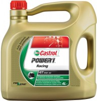 Моторное масло Castrol Power 1 Racing 4T 10W-40 4L