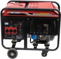 Электрогенератор Weima WM 12000CE-3