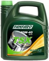 Моторное масло Fanfaro TSX SL 10W-40 4L