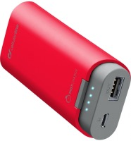 Powerbank аккумулятор Cellularline Freepower 5200