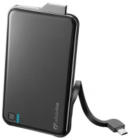 Powerbank аккумулятор Cellularline Freepower Slim 5000