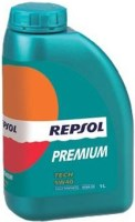 Моторное масло Repsol Premium Tech 5W-40 1L