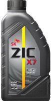 Моторное масло ZIC X7 5W-40 1L