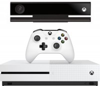 Игровая приставка Microsoft Xbox One S 500GB + Kinect
