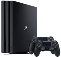 Игровая приставка Sony PlayStation 4 Pro + Gamepad + Game
