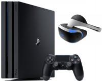 Игровая приставка Sony PlayStation 4 Pro + VR
