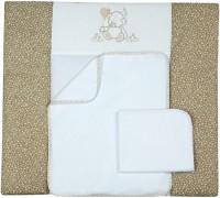Пеленальный столик Veres Sweet bear 72x80