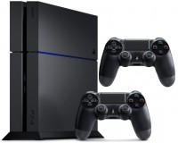 Фото - Игровая приставка Sony PlayStation 4 Ultimate Player Edition + Gamepad
