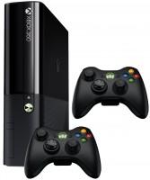 Игровая приставка Microsoft Xbox 360 E 500GB + Gamepad + Game