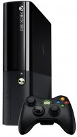 Фото - Игровая приставка Microsoft Xbox 360 E 4GB + Game