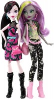 Кукла Monster High Dance the Fright Away Draculaura and Moanica DNY33