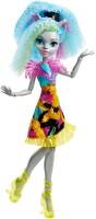 Кукла Monster High Electrified Hair-Raising Ghouls Silvi Timberwolf DVH66