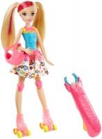 Кукла Barbie Video Game Hero Light-Up Skates Barbie DTW17