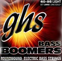 Фото - Струны GHS Bass Boomers 40-95