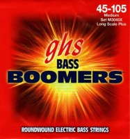 Фото - Струны GHS Bass Boomers 45-105