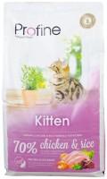 Фото - Корм для кошек Profine Kitten Chicken/Rice 10 kg