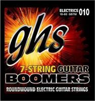 Струны GHS Boomers 7-String 10-60