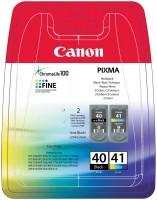 Картридж Canon PG-40BK/CL-41 MULTI 0615B043
