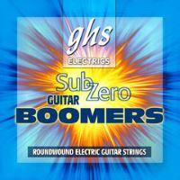 Струны GHS Sub-Zero Boomers 9-42