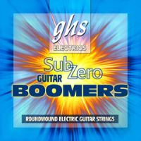 Струны GHS Sub-Zero Boomers 10-46
