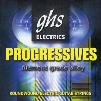 Струны GHS Progressives 9-42
