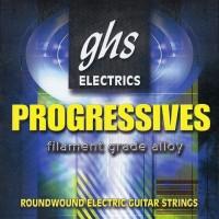 Фото - Струны GHS Progressives 9-46