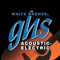 Струны GHS White Bronze 11-48