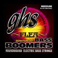 Фото - Струны GHS Flea Signature Bass Boomers 45-105