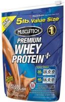 Протеин MuscleTech Premium Whey Protein Plus 2.27 kg