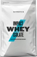 Фото - Протеин Myprotein Impact Whey Isolate 2.5 kg