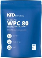 Протеин KFD Nutrition Regular WPC 80 0.75 kg