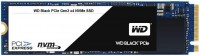 SSD накопитель WD Black SSD M.2 WDS256G1X0C