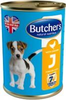 Корм для собак Butchers Junior Canned with Chicken 0.4 kg
