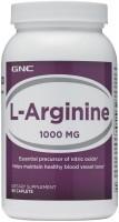 Фото - Аминокислоты GNC L-Arginine 1000 180 cap