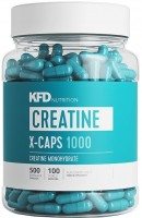 Фото - Креатин KFD Nutrition Creatine X-Caps 1000 500 cap