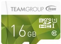 Карта памяти Team Group Color Card microSDHC UHS-1 16GB
