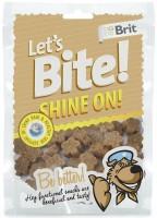 Корм для собак Brit Lets Bite Shine On 0.15 kg