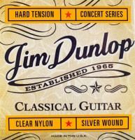 Струны Dunlop Classcal Concert Series Hard 29-44